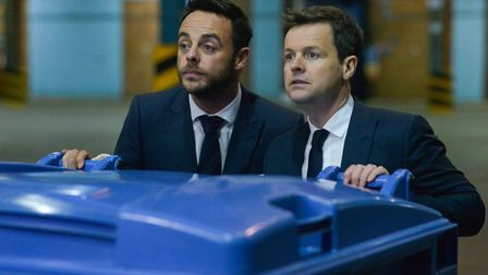 Saturday Night Takeaway - the show must go on: Dec to present without Ant (C) ITV