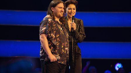 Norwich singer, Chris James, misses out on next round of The Voice ©ITV Plc