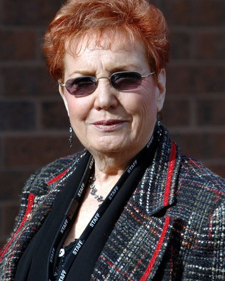 Valerie Barnes, who died in a plane crash on the Queen's Sandringham Estate. Picture: COURTESY OF CH