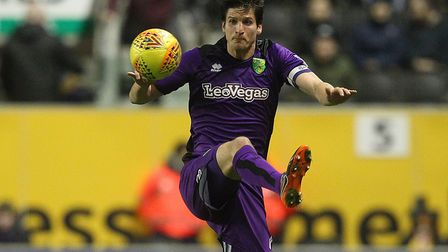 Timm Klose missed the game against Bolton with a hamstring problem. Picture: Paul Chesterton/Focus I