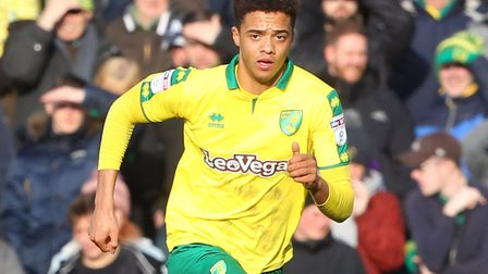 Jamal Lewis' emergence at Norwich City could lead to an international call-up. Picture: Paul Chester