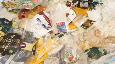 A Green Partry community-based project saw families collect plastic waste to grow awareness of the e