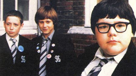 Row-land invites you to find out some fascinating facts about Grange Hill (C) BBC