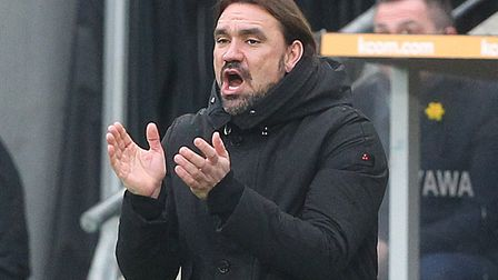 Daniel Farke ranked Norwich City's defensive display at Hull as one of the worst for months. Picture