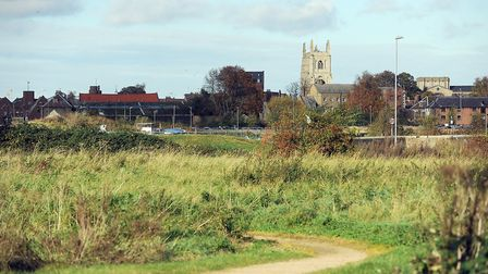 The Doorstep Green at Harding's Pits in King's Lynn. Picture; Matthew Usher.
