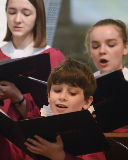 Norwich Cathedral launches major appeal to restore organ ...