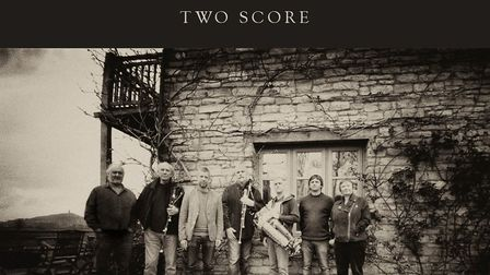 Blowzabella new album Two Score. Photo: Submitted