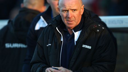 Former Lowestoft Town boss Micky Chapman feels 'sad' about the club's financial problems. Picture: F