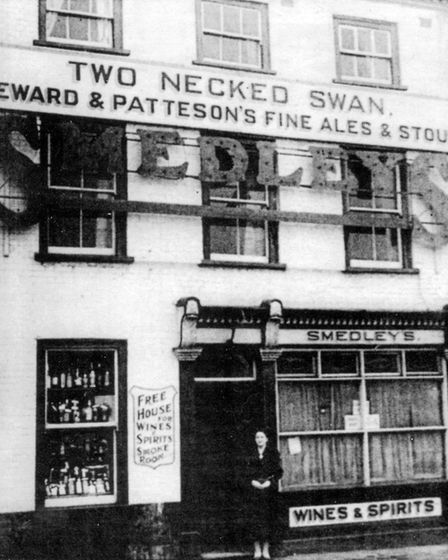 Flashback: The Two Necked Swan in Great Yarmouth could be converted into homes. Photo: Colin Tooke C