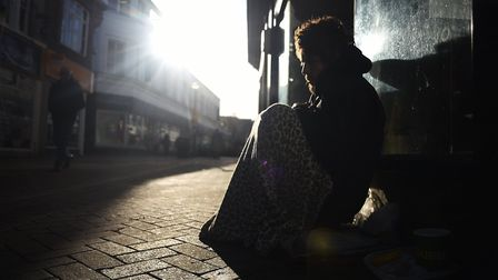 West Norfolk council is working on a number of initiatives to help the homeless. Picture: Ian Burt
