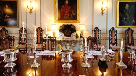 The State Dining Glory in all its glory.
