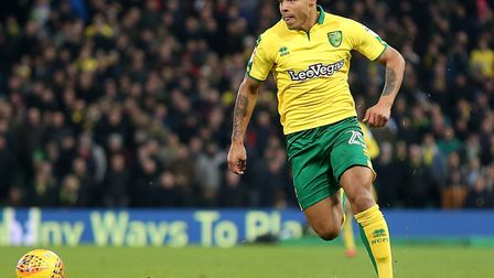 Onel Hernandez makes his first start for Norwich this afternoon. Picture by Paul Chesterton/Focus Im