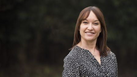 Amanda Mason, Chair of marketing steering group for Broads Tourism.Picture: Nick Butcher