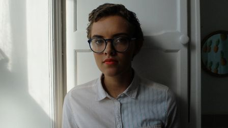 Author, baker and columnist, Ruby Tandoh. Photo supplied by Serpent's Tail