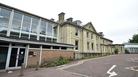 Carrow House, which is the new home of Norfolk Coroner's Court. Picture: ANTONY KELLY