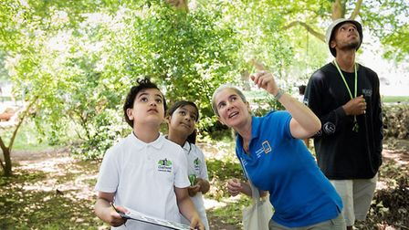 The RSPB Schools outrreach programme is opening up children's eyes to the wonders of nature.