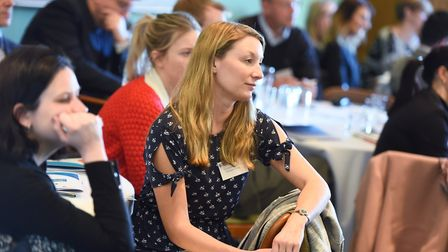 Best Employers Eastern Region at Tattersalls, Newmarket. Picture: GREGG BROWN