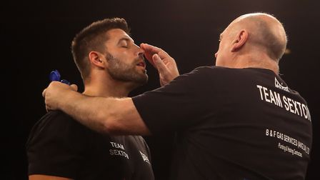 Sam Sexton is determined to realise his world title dream. Picture: John Rainford/Focus Images Ltd