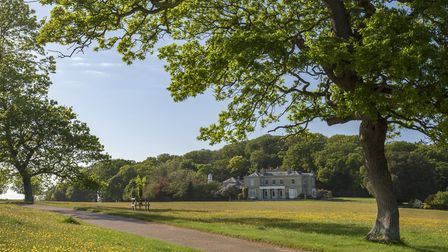 Humphry Repton's favourite project, Sheringham Park. Photo: National Trust Images/Justin Minns