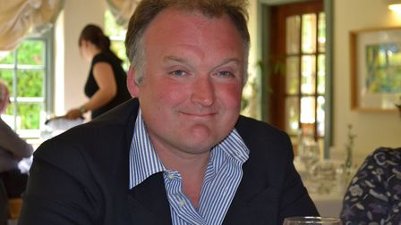 John Goucher, who died in West Suffolk Hospital after taking poison he later regretted. Picture: FAM