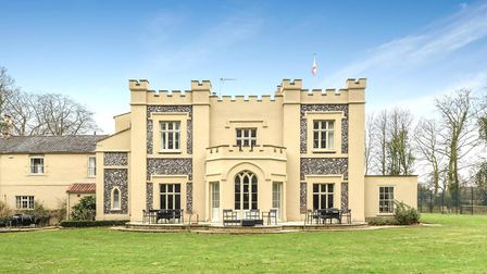 The Castle in Holt on sale with Sowerbys. Photo: Sowerbys