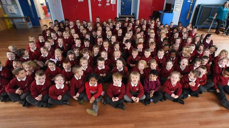 Cecil Gowing Infant School. Picture: DENISE BRADLEY