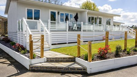 Holiday homes at Tingdene Lifestyle's Broadlands Park & Marina are a good holiday let option for pro