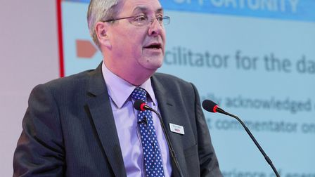 Simon Gray, chief executive of the East of England energy group. Picture: TMS Media