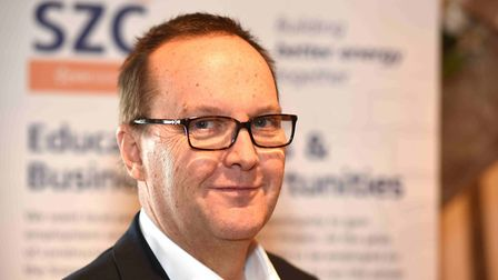 Jim Crawford is EDF Energy's project development director for the proposed Sizewell C power station.