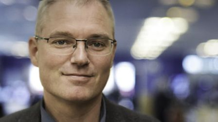 Haven Powers chief operating officer, Paul Sheffield. Picture: Drax Group