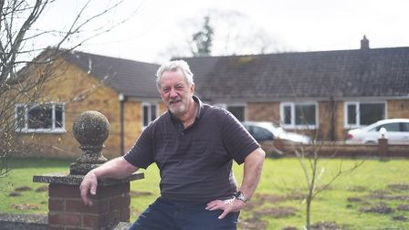 Barry Thrower, a West Winch parish councillor, has been living at his home in Setchey for 74 years.