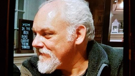 Philip Cave who has gone missing from his Watford home and has links to Norfolk. Picture: HERTFORDSH