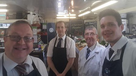 World of Fish are up for Independent Fresh Fish Retailer of the Year category of the Fishing News Aw