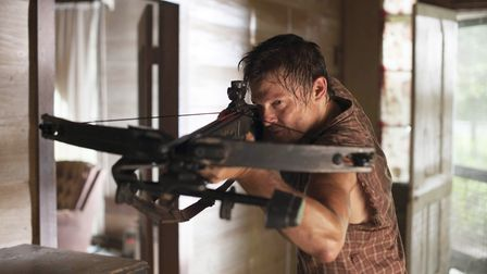 Daryl Dixon (Norman Reedus) in The Walking Dead. Photo: Gene Page/AMC
