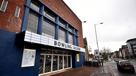 Bowling House, Dereham Road, Norwich.Picture: ANTONY KELLY