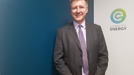 Connected Energy chief executive Matthew Lumsden. Picture: Connected Energy