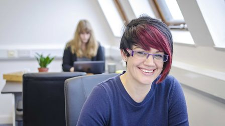 Michelle Ring, sales director of Abtec Industries. Picture: Matthew Cooper
