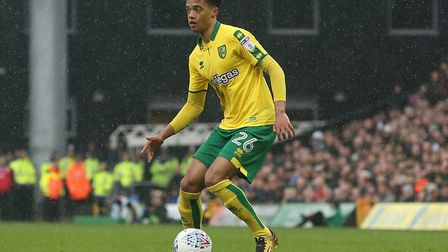 Jamal Lewis has been a poster boy for Norwich City's commitment to youth this season. Picture: Paul