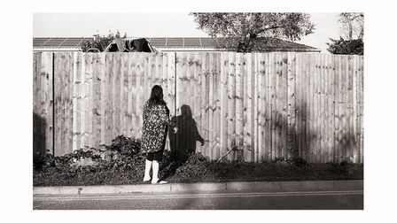 Beyond the Frame young photographers' competition led by Norwich University of the Arts. Pictured is