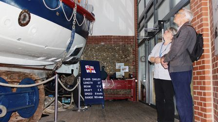 Sheringham Museum, which welcomed a record number of visitors last year. Photo: KAREN BETHELL
