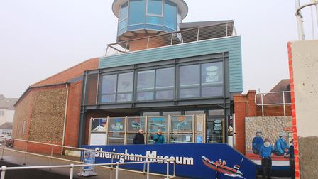 Sheringham Museum, with its 360 degree viewing tower. Photo: KAREN BETHELL