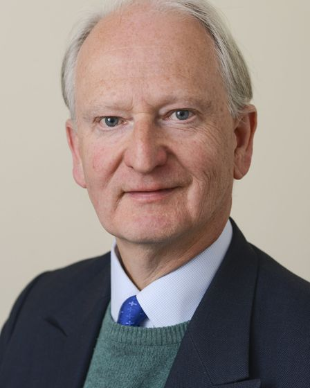 The North West Norfolk MP Henry Bellingham. Picture: Matthew Usher.