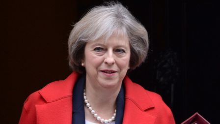 The Prime Minister will tell parliament that UK air strikes in Syria were carried out to alleviate f
