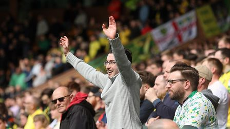 It's time to improve the atmosphere at Carrow Road, says columnist Jon Punt. Picture: Paul Chesterto