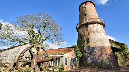 Sutton Windmill, sold at online auction. Pic: www.sowerbys.com