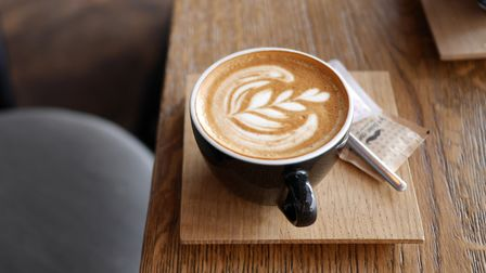 Flat white coffee. Picture: Getty Images/iStockphoto/Jessica Mackay