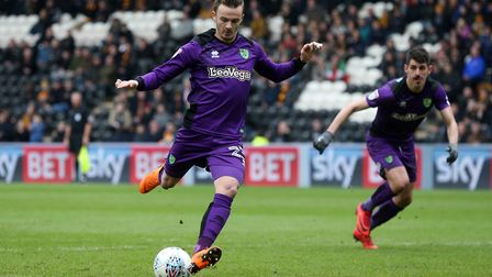 James Maddison has dipped below his high standards in recent Norwich City games. Picture: Paul Chest