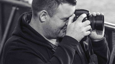 Music photographer Rob Powell, who died unexpectedly in February. Picture: Mark Barley