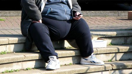 In Norfolk almost two thirds of the adult population are overweight or obese. Photo: Press Associati