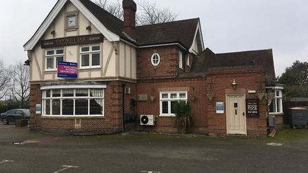 The Bull Inn has been closed for over a year. Picture: Dominic Gilbert